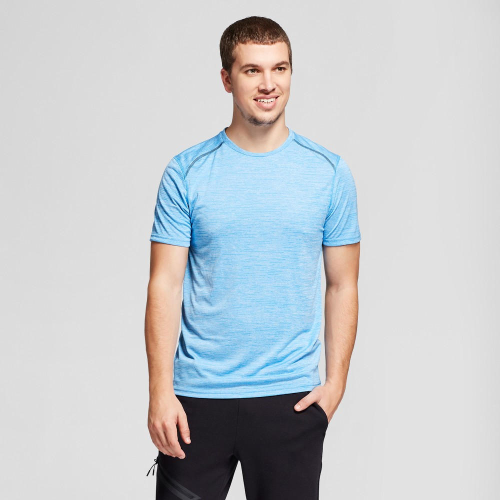 Men's Tech T-Shirt - C9 Champion Light Blue M
