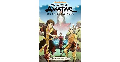 Avatar: The Last Airbender 1 (Paperback) - image 1 of 1