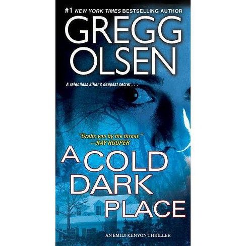 A Cold Dark Place - (Emily Kenyon Thriller) by  Gregg Olsen (Paperback) - image 1 of 1