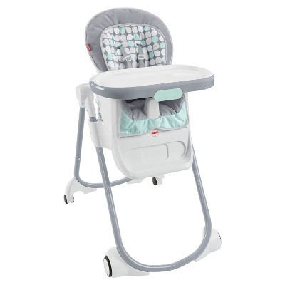 Fisher-Price Sweet Surroundings Monkey 4-in-1 Total Clean High Chair