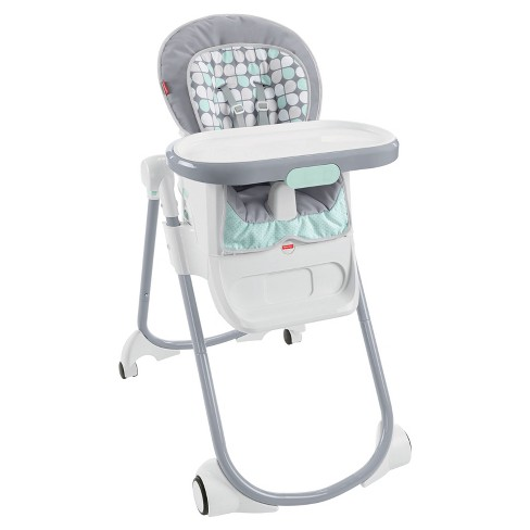 Fisher-Price Sweet Surroundings Monkey 4-in-1 Total Clean High Chair - image 1 of 13