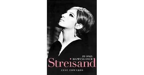 Streisand : A Biography (Reprint) (Paperback) (Anne Edwards) - image 1 of 1