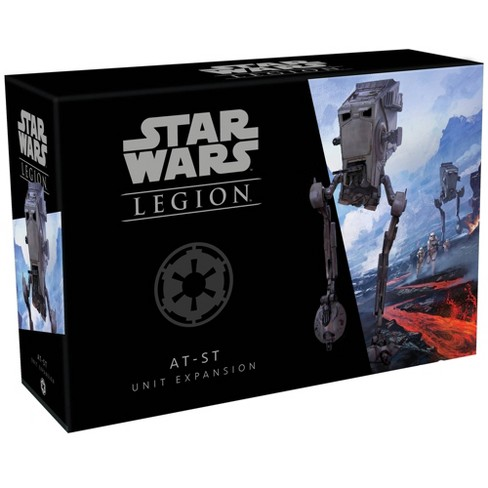 Fantasy Flight Games Star Wars Legion: AT-ST Unit Expansion - image 1 of 3