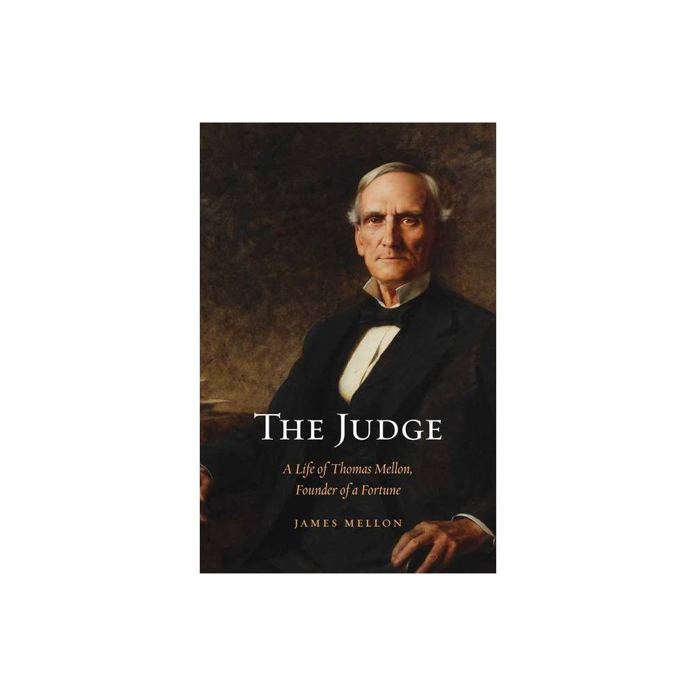 The Judge By James Mellon Hardcover