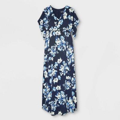 Kimono Short Sleeve Knit Maternity Dress - Isabel Maternity by Ingrid & Isabel™