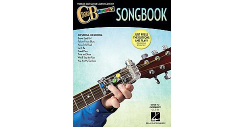 ChordBuddy Songbook (Paperback) - image 1 of 1