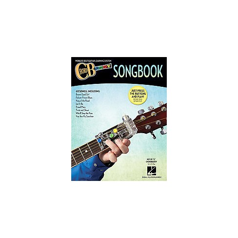 ChordBuddy Songbook (Paperback) : Target