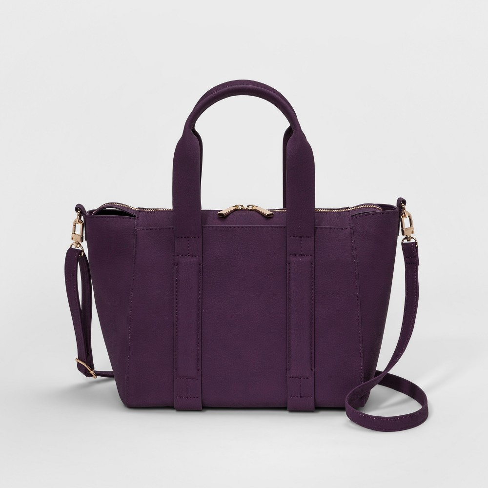 Everyday Satchel Handbag - A New Day Purple, Women's