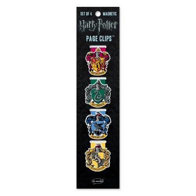 Harry Potter House Crest Page Clips