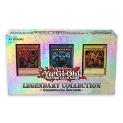 Yu-Gi-Oh! Trading Cards Legendary Collection Series 1 Gameboard Box