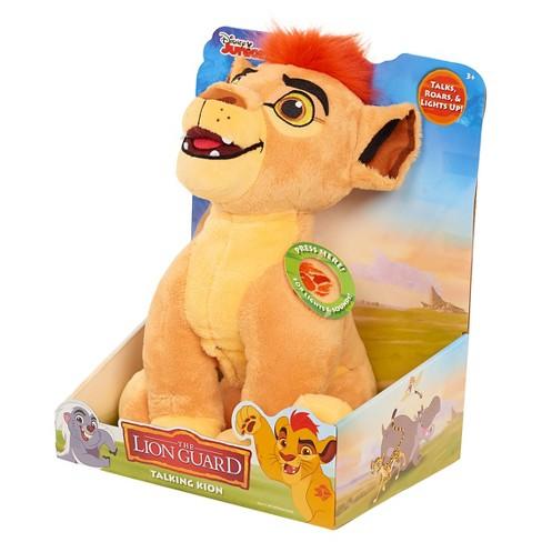 Just Play Lion Guard Talking Light Up Plush Kion Target