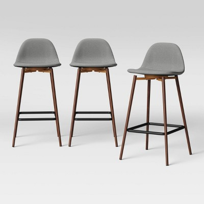 3pk Copley Upholstered Counter Height Barstool - Project 62™