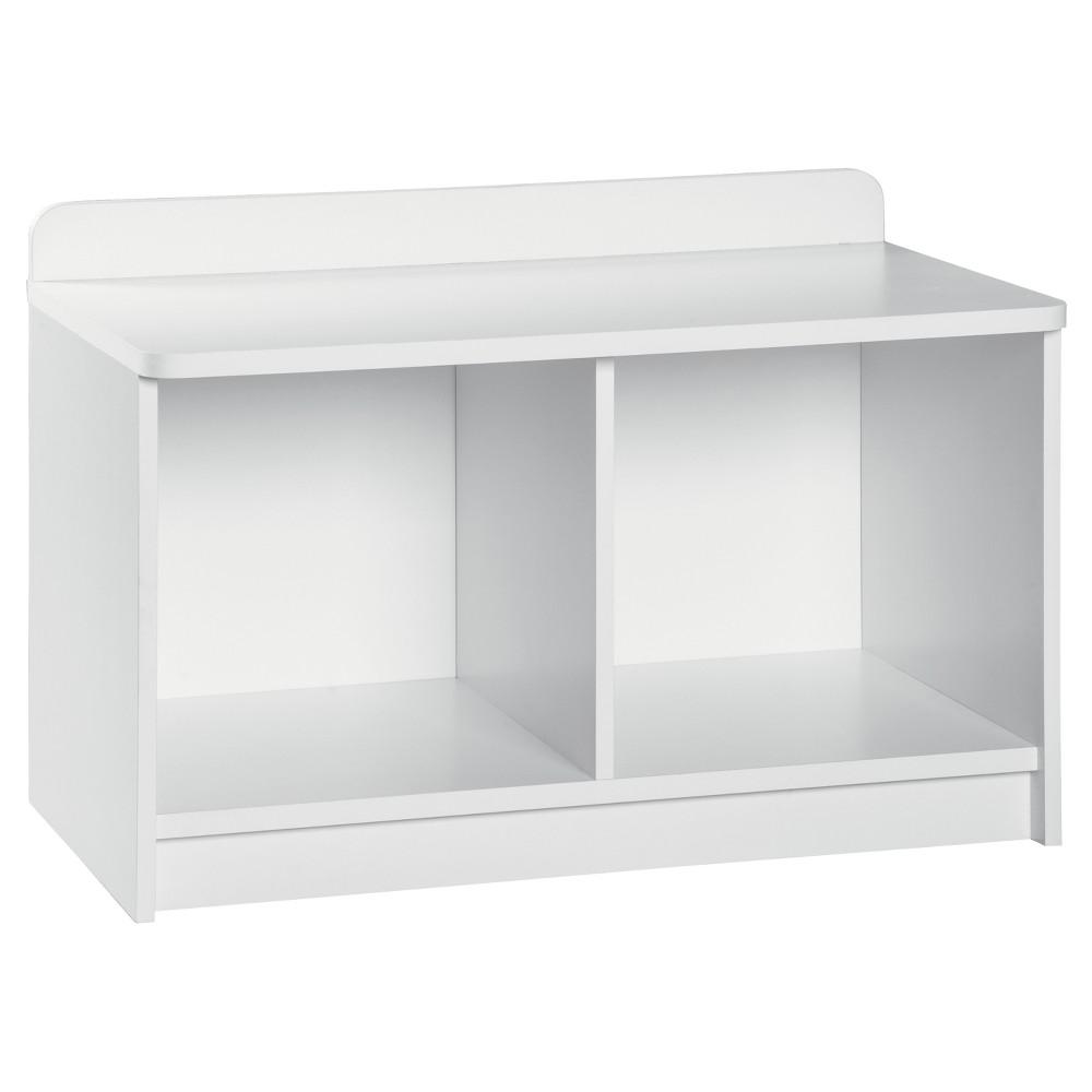 ClosetMaid - Storage Bench - White