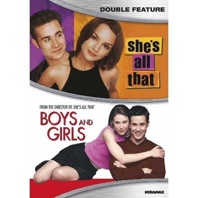 She's All That/Boys and Girls (DVD)