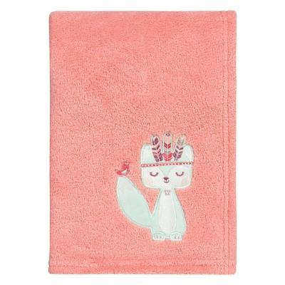 Trend Lab® Plush Baby Blanket - Wild Forever