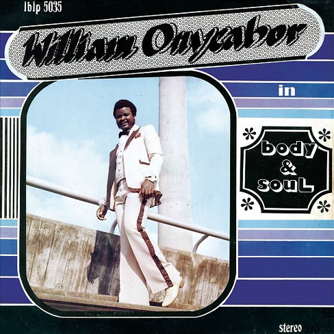 William onyeabor - Body and soul (Vinyl) - image 1 of 1