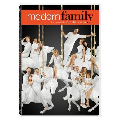 Modern Family Season 7 (DVD)