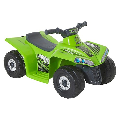 e7085963e8698 Surge Boys Little Quad - Green (6V)   Target