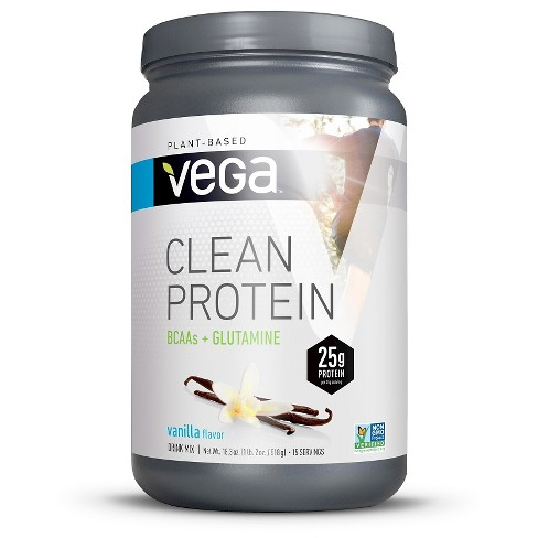 Vega Clean Protein Drink Mix - Vanilla - 18.3oz - image 1 of 4