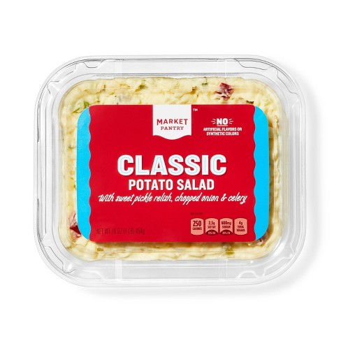Classic Potato Salad - 1lb - Market Pantry™ - image 1 of 3