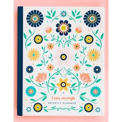 I Am Enough Planner - Start Today by Rachel Hollis (Target Exclusive) (Hardcover)