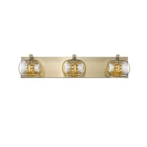 """Ove Decors 15LVA-MINE24 Minerve 3 Light 24"""" Wide LED Bathroom Vanity Light - image 1 of 4"""
