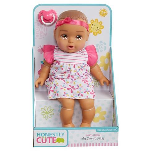 Honestly Cute My Sweet Baby 14 Basic Baby Latina Target