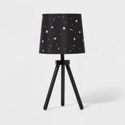 Tripod Table Lamp Star Shade - Pillowfort™