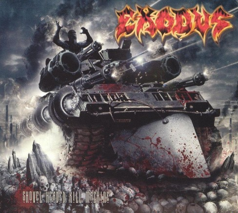 Exodus - Shovel headed kill machine (CD) - image 1 of 1