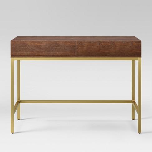 Antwerp Desk Walnut Project 62