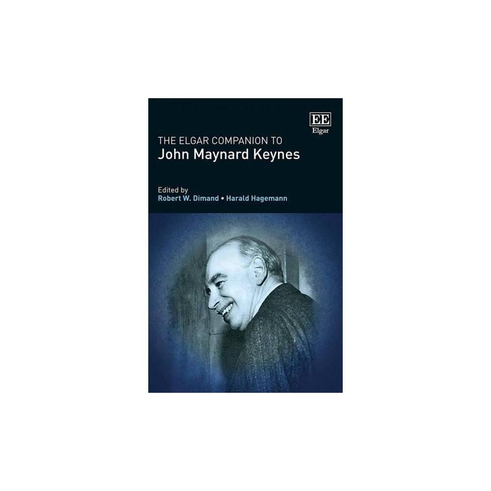 Elgar Companion to John Maynard Keynes - (Hardcover)