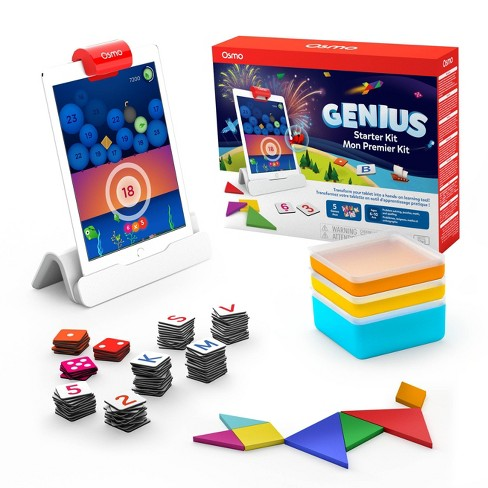 Osmo Genius Starter Kit for iPad (New Version) Ages 6-10 - image 1 of 4