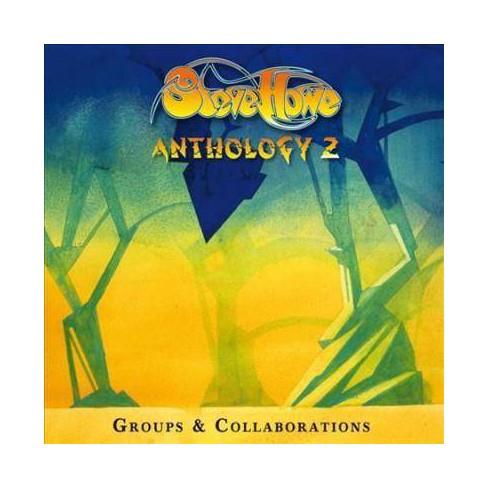 Steve Howe - Anthology 2: Groups & Collaborations (CD) - image 1 of 1