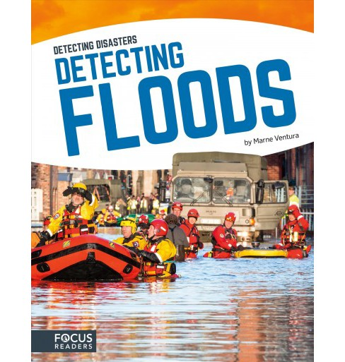 Detecting Floods (Paperback) (Marne Ventura) - image 1 of 1