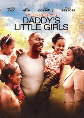 Tyler Perry's Daddy's Little Girls (P&S) (DVD)
