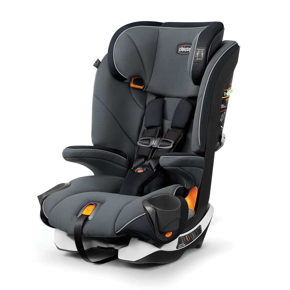 Image of Chicco My Fit Harness + Booster Car Seat - Fathom