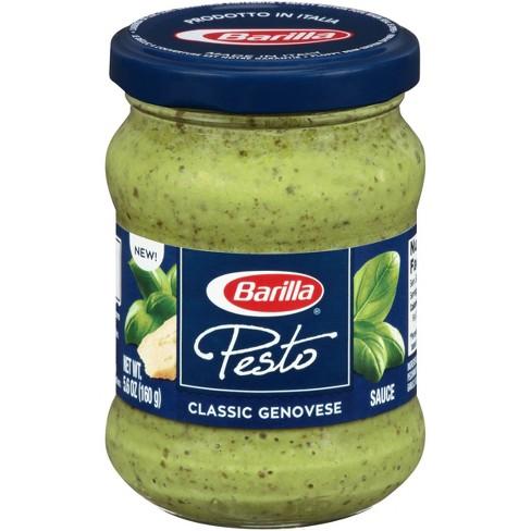 Barilla Classic Genovese Pesto Sauce 5 6oz Target