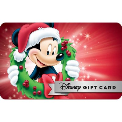 Disney Holiday Gift Card (Email Delivery)