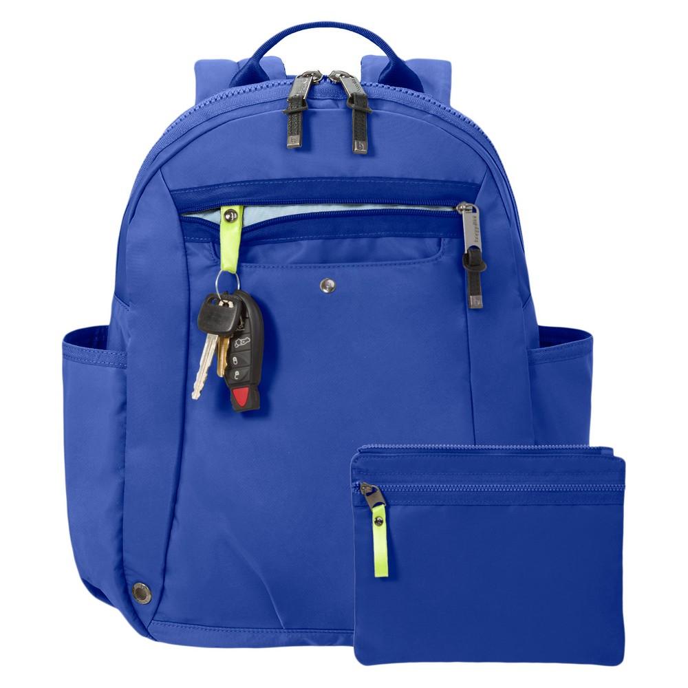 BG by Baggallini Gadabout Laptop Backpack - Cobalt (Blue)