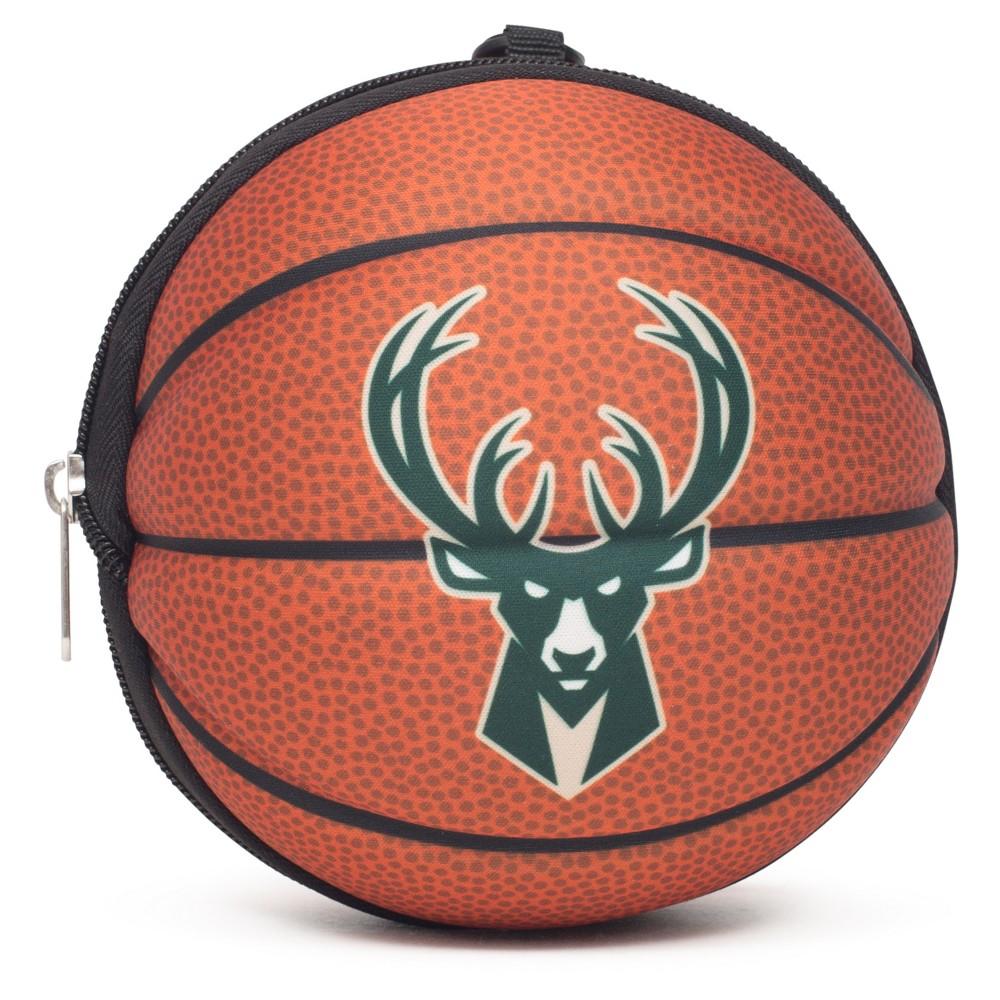 NBA Milwaukee Bucks Collapsible Basketball Lunch Bag