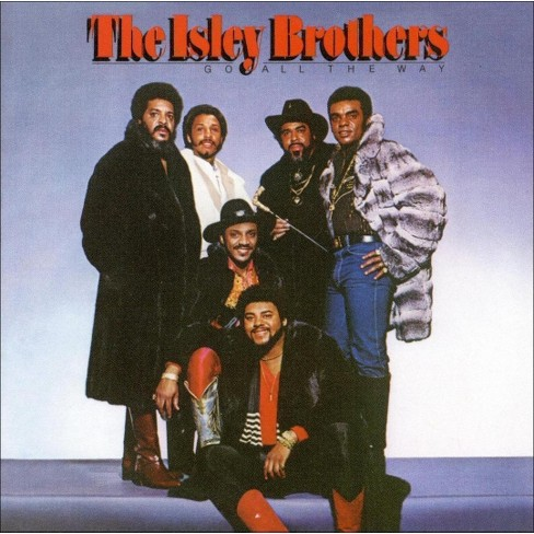 Isley Brothers (The); Isley Brothers (The) - Go All The Way (CD) - image 1 of 1