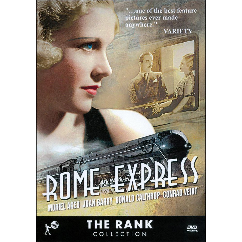 Rome Express (Dvd), Movies