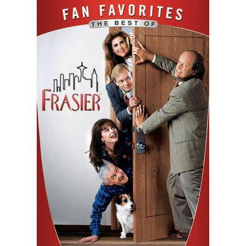 Fan Favorites: The Best of Frasier (DVD) - image 1 of 1