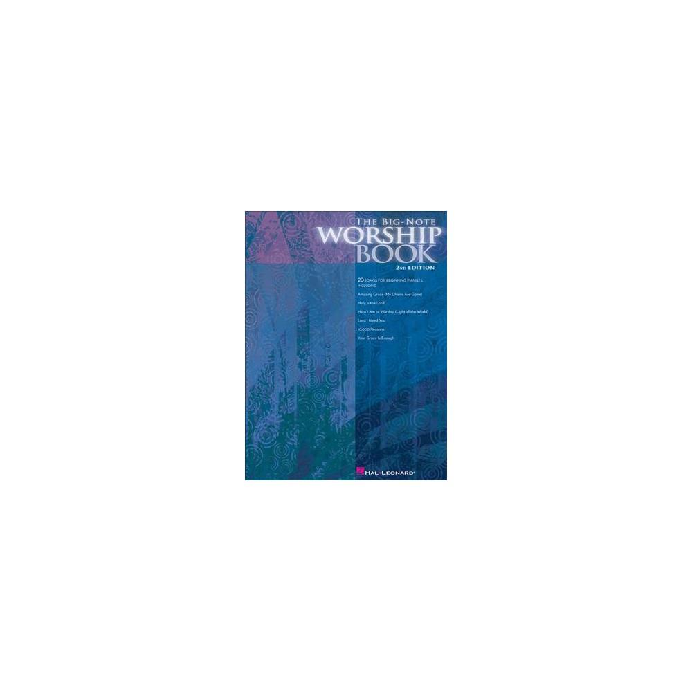 Big-Note Worship Book - 2 (Paperback)