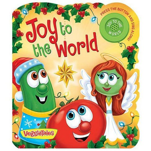 Joy to the World - by  Pamela Kennedy (Board_book) - image 1 of 1