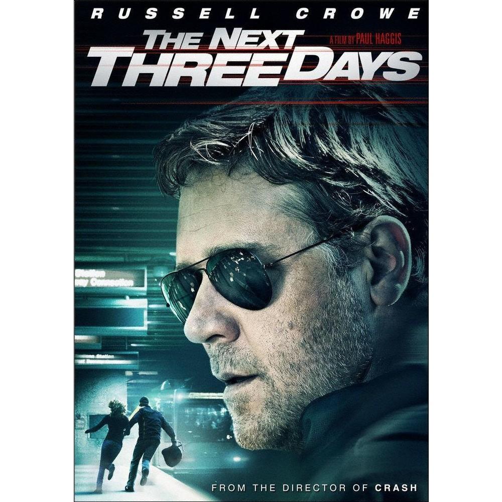The Next Three Days (DVD) Compare