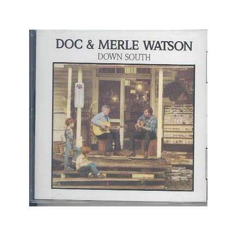 Doc Watson - Down South (CD) - image 1 of 1