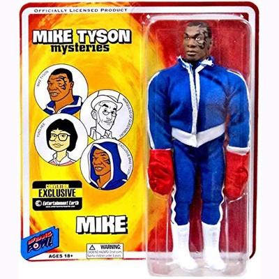 L/'astronaute Mike Mike Tyson Mysteries, Bif Bang Pow