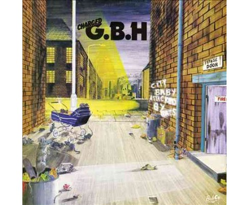 G.B.H. - City Baby Attacked By Rats (Vinyl) - image 1 of 1