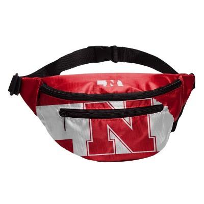 NCAA Nebraska Cornhuskers Clear Fanny Pack